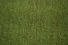 Westfalia T2 bay window cargo floor area carpet in original 2 tone green C9823G