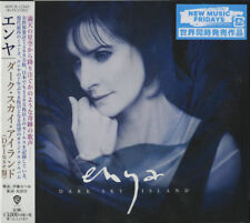 ENYA-DARK SKY ISLAND-JAPAN CD Ltd/Ed G88