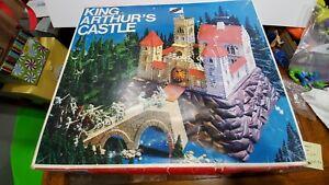 King Arthurs Castle by BIG 1970 West Germany 99% Complete w. knights Jean Sears
