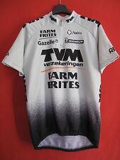 Maillot cycliste TVM Farm Frites Michelin Equipe pro 1999 - 4 / L