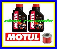 Kit Tagliando HONDA CRF 150 R 07>08 Filtro Olio MOTUL 7100 10W/40 2007 2008