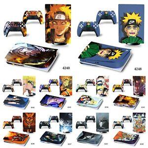 Naruto PS5 Skin Vinyl Wrap Sticker List-3/3(Check Desc for New LInk& 30 Designs)