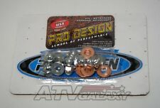 Pro Design Cool Head Rebuild Kit Acorn Nut Kit Yamaha Banshee 350 All Years