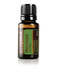doTERRA Melaleuca Tea Tree Pure Essential Oil 15ml Antiseptic Infections Eczema