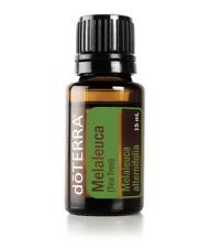 NEW doTERRA Tea Tree 15ml x2 Therapeutic Grade Pure Essential Oil Aromatherapy
