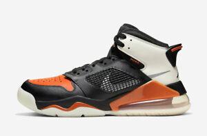 Nike Men's Jordan Mars 270 Orange/Black/White Sz 9.5 CD7070-008 Basketball Shoes