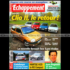 ECHAPPEMENT N°369-b FIAT BARCHETTA PUNTO GT HOMMELL FORD PUMA 106 S16 SAXO 16S