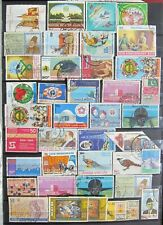457-20  40 Used Commemorative Pakistan Stamps