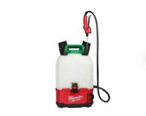 Milwaukee 2820-21PS M18 SWITCH TANK 4 Gallon Backpack Sprayer Kit