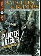 BATAILLES & BLINDES HS N° 21 PANZERKNACKER