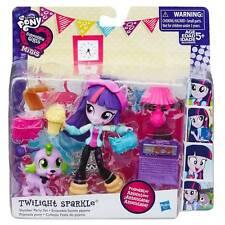 My Little Pony Equestria Girls Minis Twilight Sparkle Slumber Party Set New! Toy