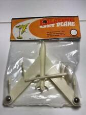 Vintage Toy Plastic Balacing Jet Plane New Old Stock