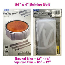 "PME Level Baking Belt - 56 x 4 inch (142 x 10 cm) - Level Cake Baking 12-16"" Tin"