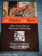 HARLEY DAVIDSON TOM COTTER TRIUMPH BONNEVILLE BSA VINCENT BLACK SHADOW INDIAN