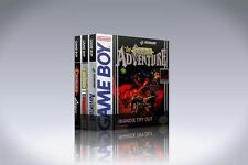 NEW game storage cases CASTLEVANIA GAMEBOY TRILOGY -No Game- Adventure Legends