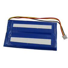 7.4V 1700 mAh Polymer Li Battery 3 pin wires JST 2.0 For DVD Tablet PC 605293