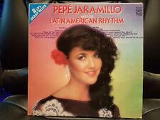 Pepe Jaramillo with his Latin American Rhythm (MFP1008) 1980 (LP)