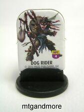 Pathfinder battles Pawns/token - #004 Dog Rider Barbarian-NPC Codex