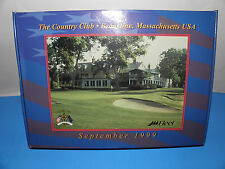 PGA 33rd Ryder Cup Matches Sept 1999 The Country Club Media Package