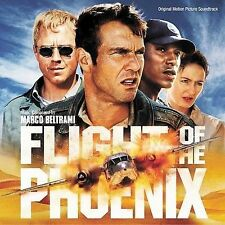 FREE US SHIP. on ANY 2 CDs! NEW CD Marco Beltrami: Flight of the Phoenix [Origin