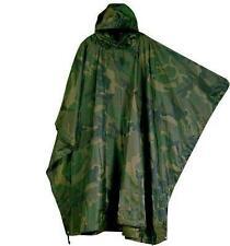 MILITARY HOODY PONCHO waterproof windproof DPM camo bivi army basha shelter kit