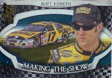 2006 Press Pass Vip   Making The Show   Matt Kenseth