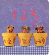 123 (children's collection board books), geddes, anne, new book