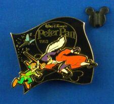 Peter Pan Sword Fighting Captain Hook History of Art Le-2900 Pin # 11428