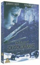 Edward Scissorhands 1991 DVD by Johnny Depp Winona Ryder