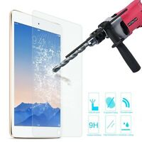 Genuine Premium Tempered Glass Film Screen Protector For Apple iPad 5/6 Air 1/2