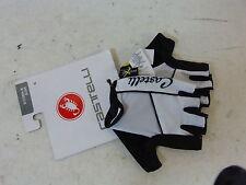 Castelli S2. Rosso Corsa Gloves - Women's XL Black/White