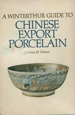 Antique Chinese Export Porcelain - History Types Development / Scarce Book