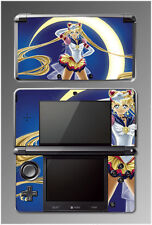Sailor Moon New Cartoon Anime Show Venus Video Game SKIN Cover Nintendo 3DS
