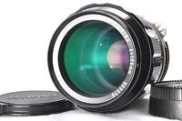 """Near Mint"" Nikon NIKKOR-P.C Auto 105mm F2.5 Ai Converted MF From Japan #126"