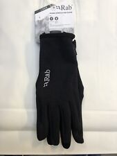 Rab Power Stretch Pro Gloves Large. Colour - Black