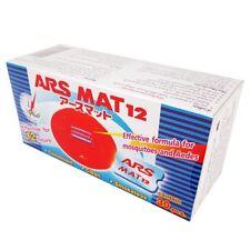 1Box 30pc ARS MAT12 Mosquito Repellent Electric Repeller Effective control 12HR