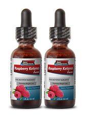 Raspberry Ketone Drops - Raspberry Ketones Liquid 2oz - Metabolism Increase 2B