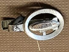 Circa 1930-50's Free Ship! Vintage Goodyear Tie Clip