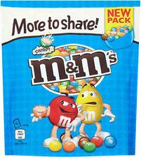 M&M's Crispy Chocolate Pouch (213g)
