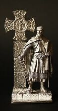 Knight Templar in Holy Land, XIII c. KIT Tin toy soldier 54 mm. metal