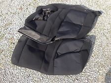 """2010-2013 Chevy/GMC Rear """"60"""" SEAT COVER ****** Black New Take Off GM OEM"""