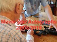 Jeremy Bulloch hand signed & Held Boba Fett toy Blaster COA with photo proof