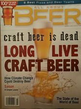 All About Beer 100+Top Beer Reviews Craft Beer Climate Mar 2015 FREE SHIPPING
