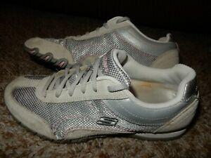 7.5/37.5 SKECHERS SPEEDSTERS Glory Lace Up Walking Running Shoes 21081