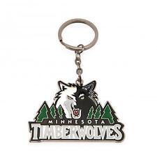 Minnesota timberwolves-nba-llavero-keyring