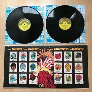 Dj Qbert Q-bert Origins Wave Twisters SIGNED Album SOLD OUT RARE Poster!