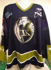 Ted Laviolette 04-05 Sherbrooke St Francis Hockey Enforcer Jersey Lnah Game Worn