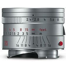 Leica Summarit-M 1:2,4 35mm ASPH, ART 11679, silbern eloxiert *Fotofachhändler*