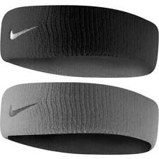 Nike All Sports Dry-Fit Home & Away Reversible Headband Black/Gray