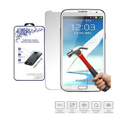 For Samsung Galaxy Note 2 N7100 HD Premium Tempered Glass Screen Protector Film